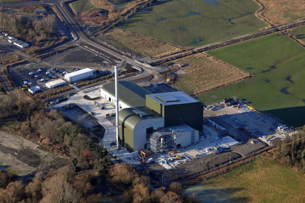 Ince Biomass Power Station